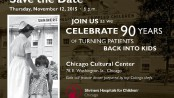 Temple Article - Save the Date - SHC 90th Gala